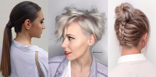 20 Best Job Interview Hair Styles for Women