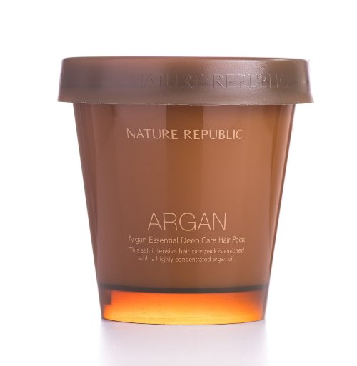 Nature Republic Argan Essential Deep Care