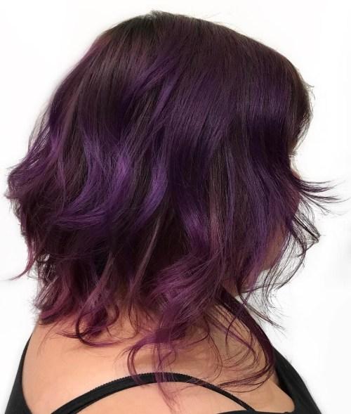 multi plum coloring