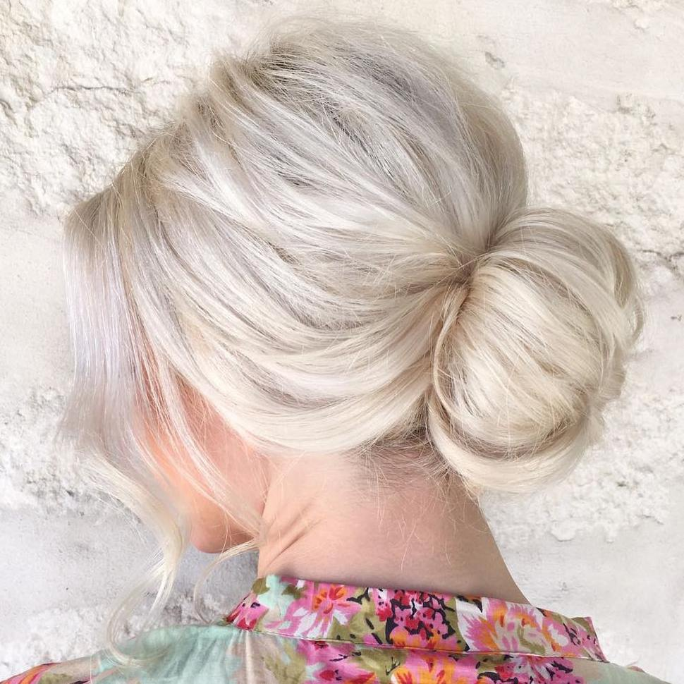 20 Volume Boosting Sock Buns Youll Love To Try