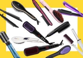 12 Best Hair Straightening Brushes