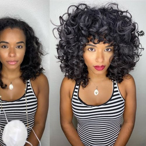 Naturally Curly Hair Back in Trend