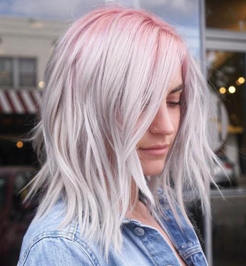 20 inspiring long layered bob layered lob hairstyles