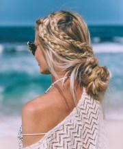 inspiring beach hair ideas