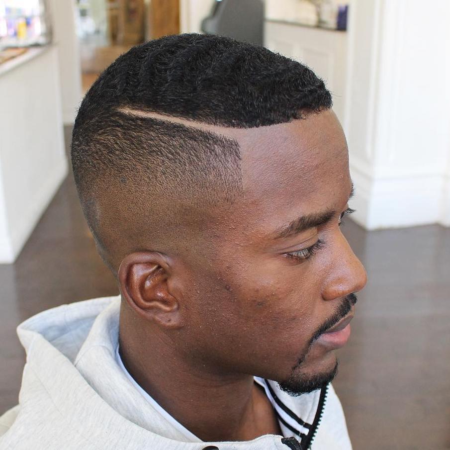 Uptown Fade Haircut