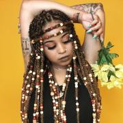 braids with beads hairstyles