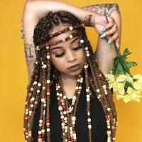 Braids With Beads Hairstyles | Fade Haircut
