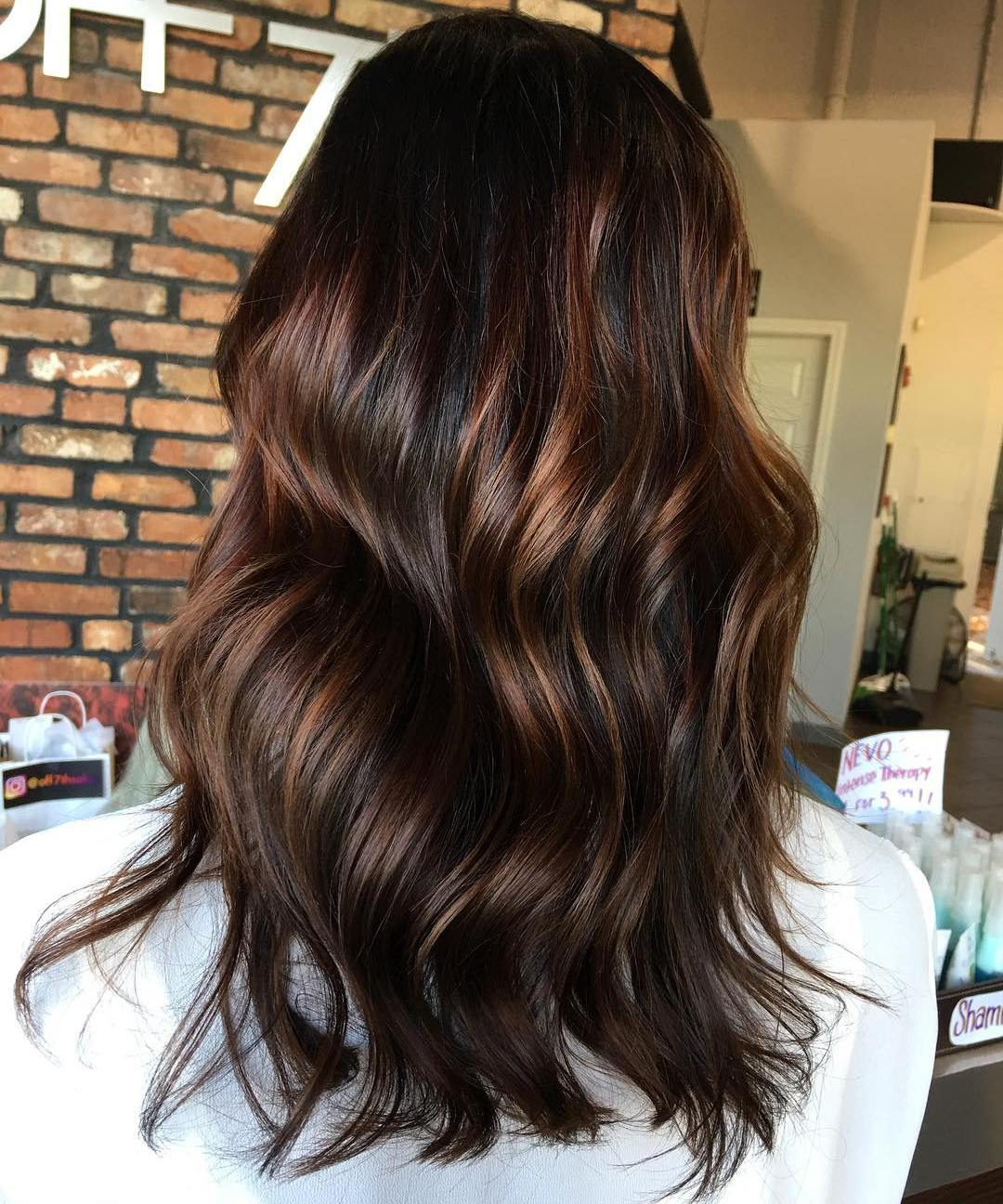 20 Must,Try Subtle Balayage Hairstyles