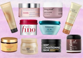 Best Drugstore Hair Masks