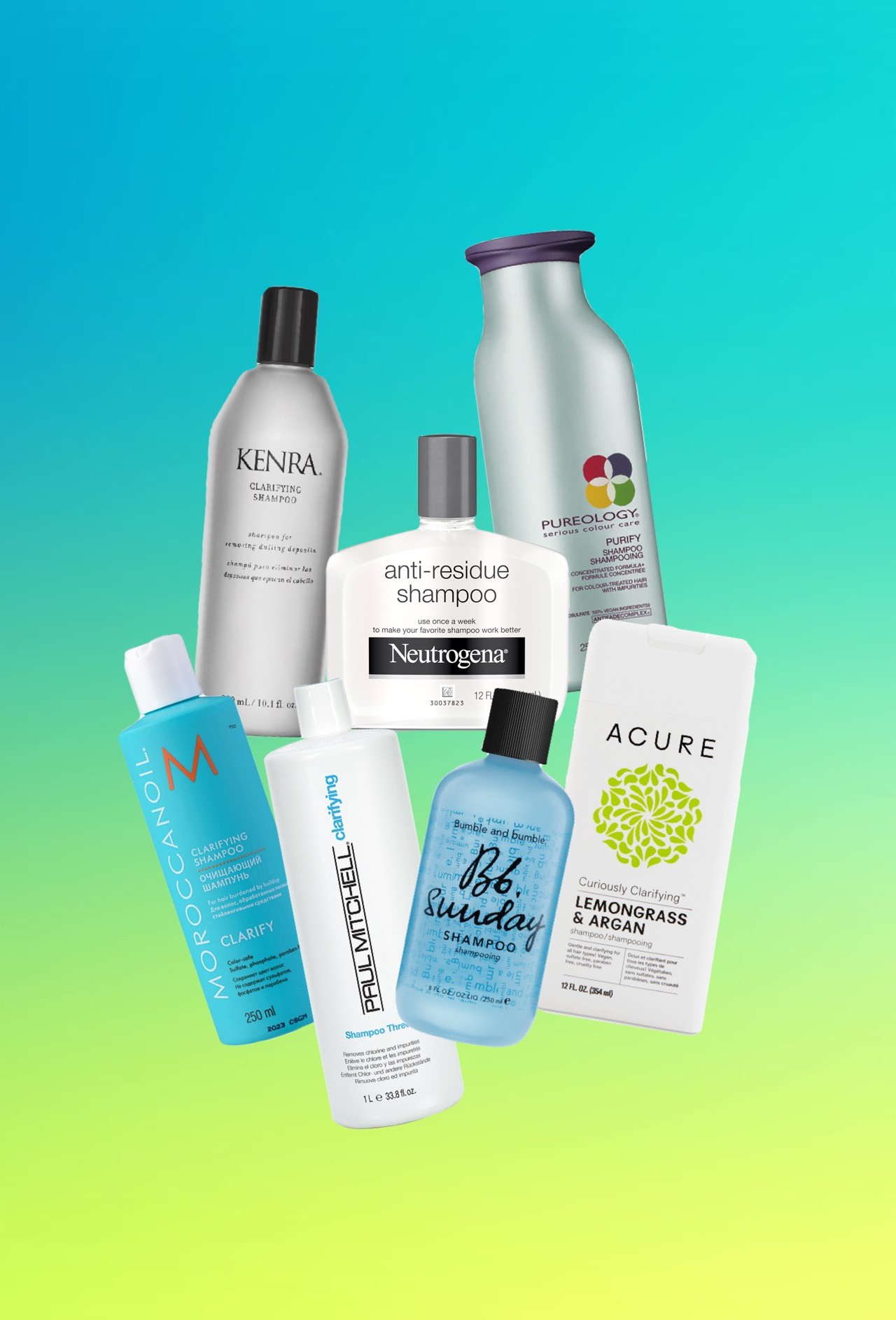 7 Best Clarifying Shampoos In 2018 Reviews And Buyers Guide