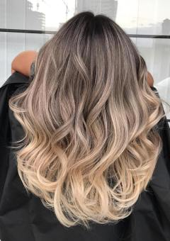 ombre hair color ideas 2020