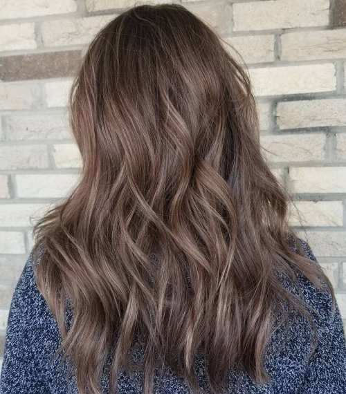 Monochromatic Mushroom Brown Hair