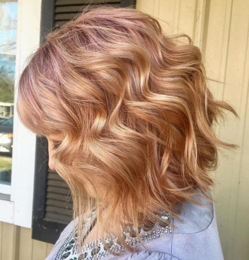 Seductive Strawberry Blonde
