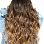 20 Ideas Of Honey Balayage Highlights On Brown And Black Hair