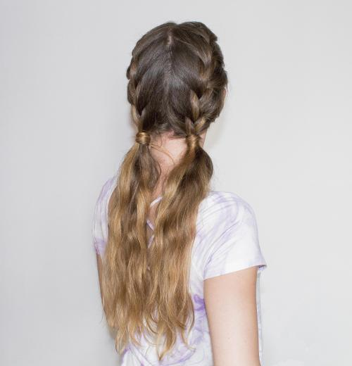 Loose French Braid Tutorial And Creative Hairstyles