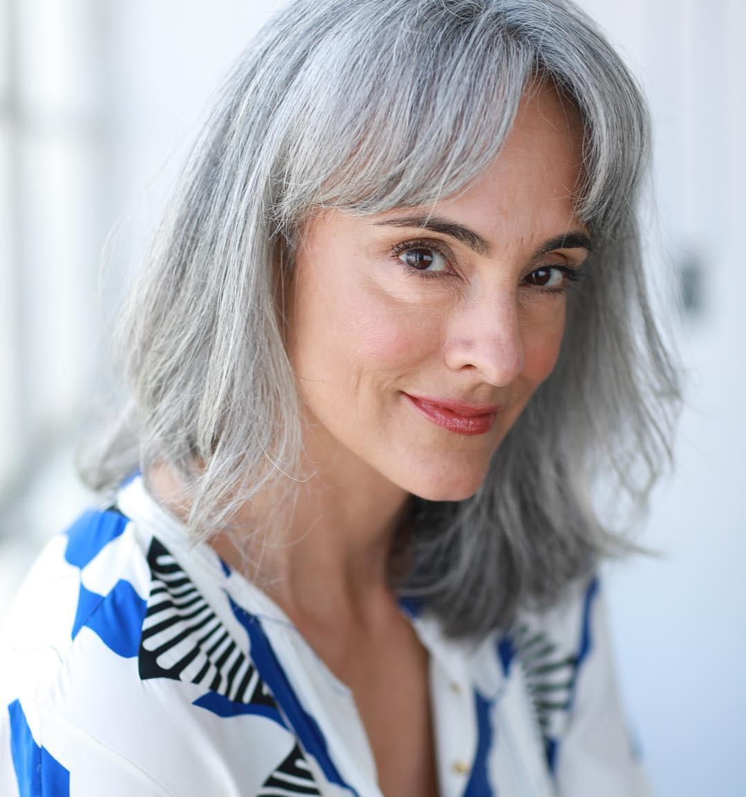 7 Fabulous Silver Hair Ideas And Why I Love My Gray Locks