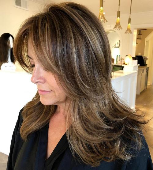 Subtle Youthful Highlights