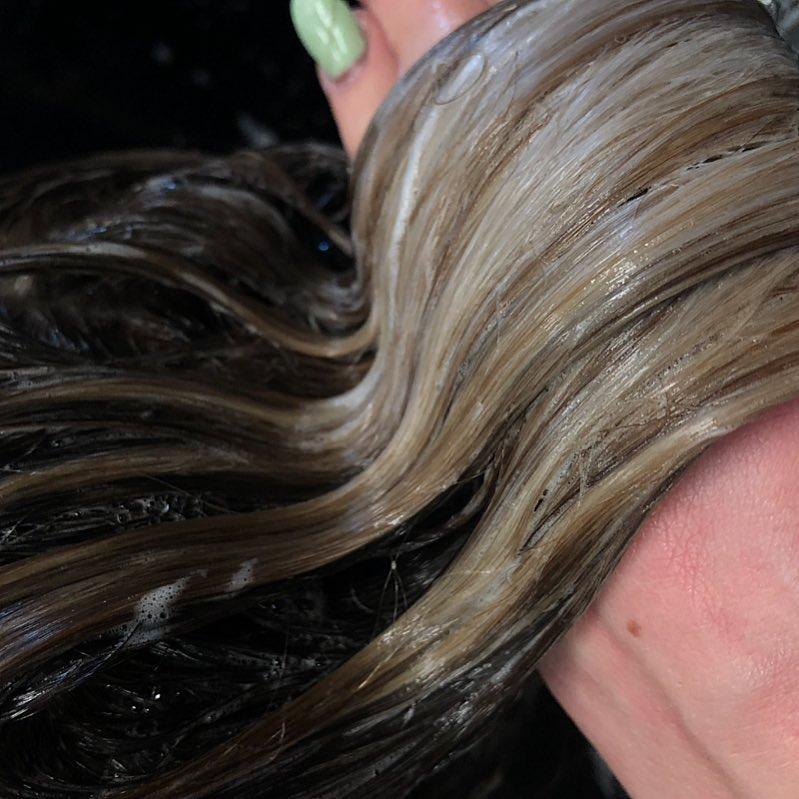 Toning Hair Treatment