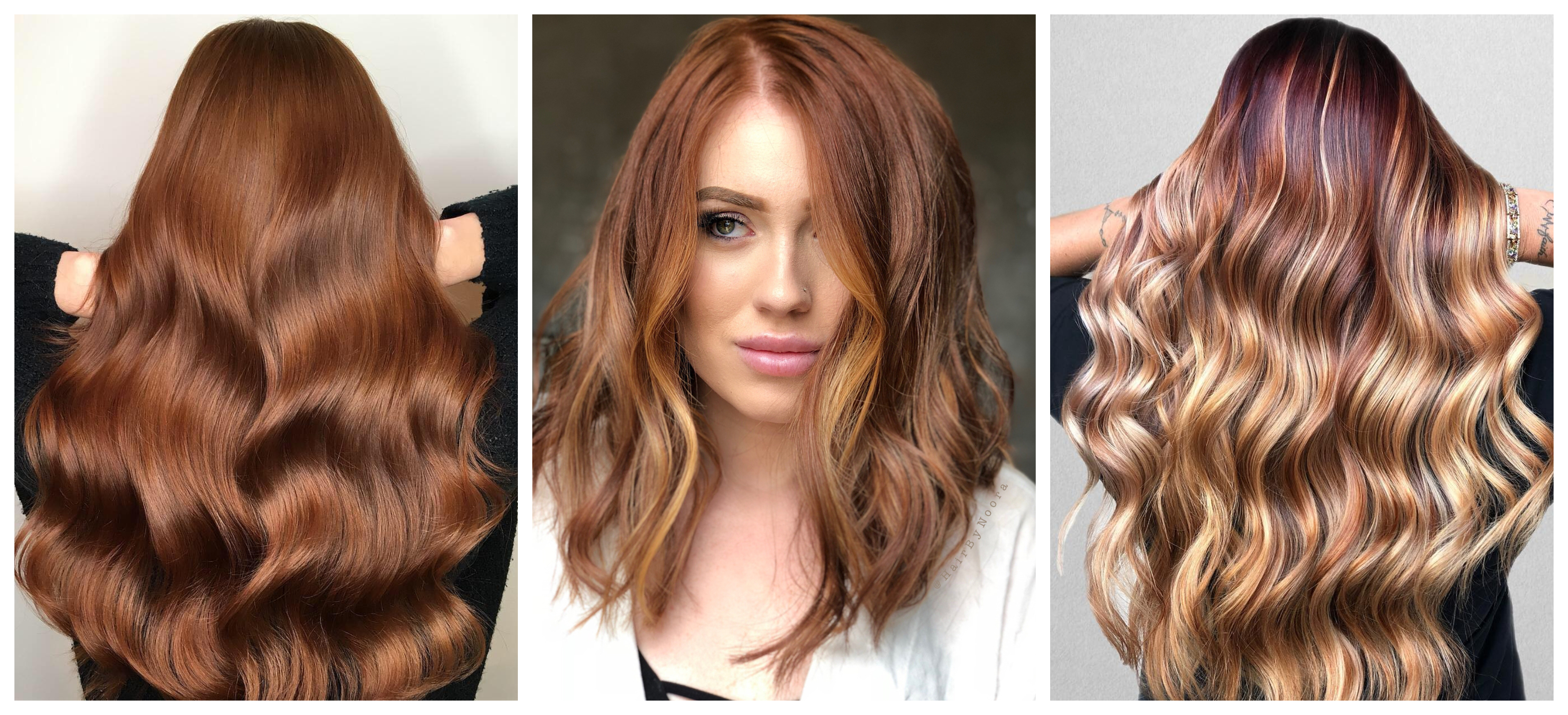 Auburn Hair Color Trend
