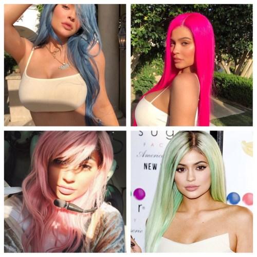 Kylie Jenner Wigs 3