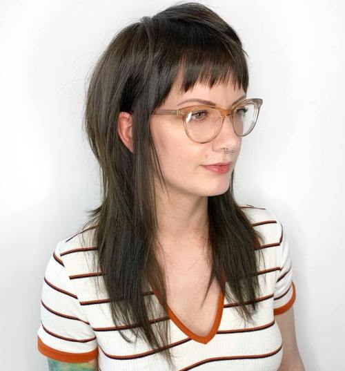 Short Bangs As A Must Have For 2019