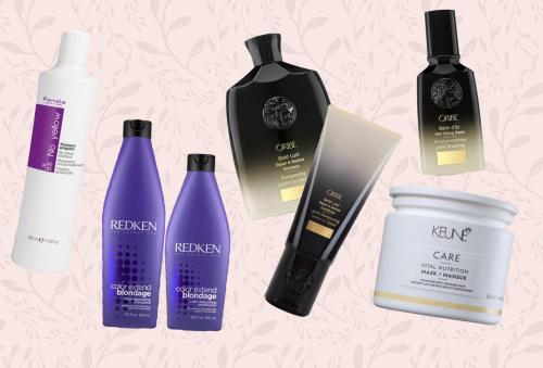 Hair Products For Blondes
