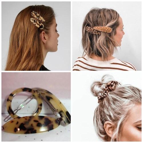 Leopard Printed Hair Accessories