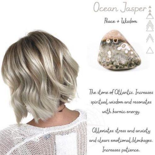 Ocean Jasper Hair
