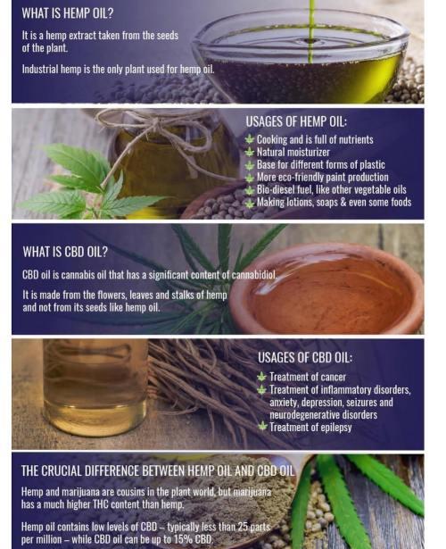 Hemp Oil Help to Prevent Hair Loss