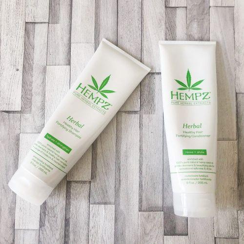 Hempz Herbal Shampoo And Conditioner