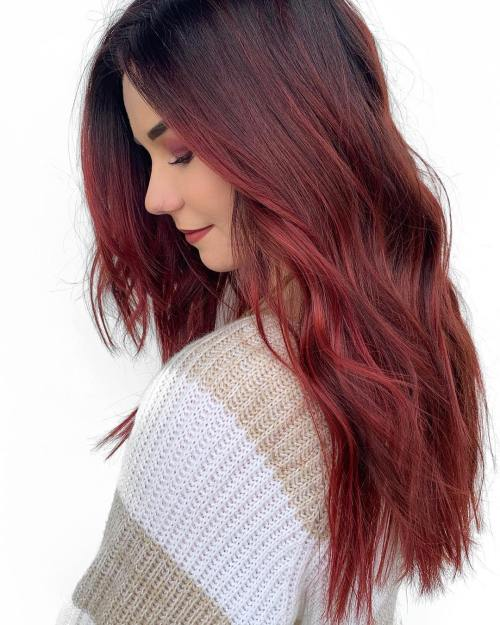 Merlot Hair Fll Trend