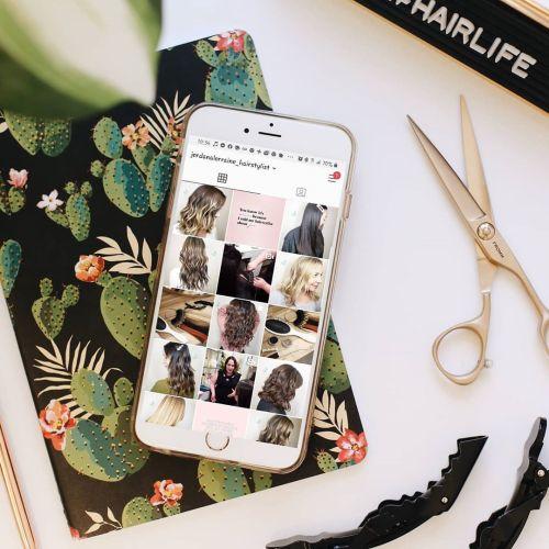 Instagram Hairstylists Account