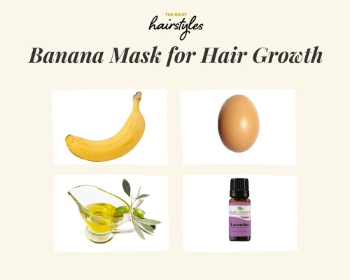Banana Mask For Hair Growth
