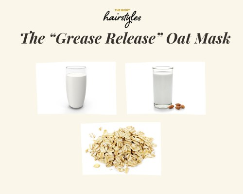 The Grease Release Oat Mask