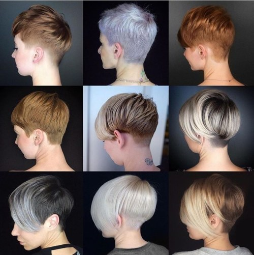 Stages Of Growing Out A Pixie Cut