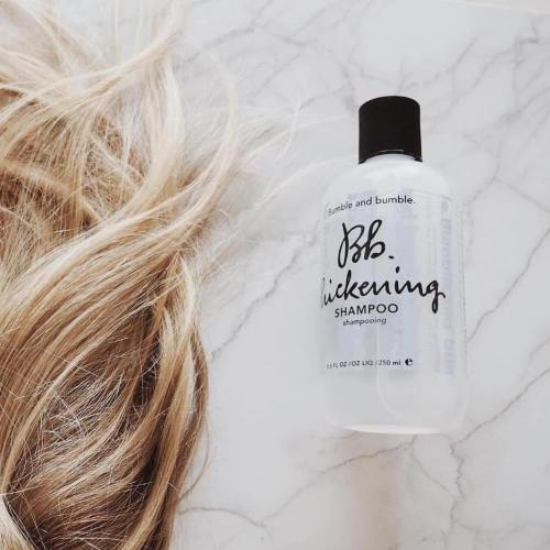 Thickening Products For Hair