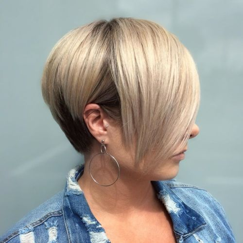 Trims While Growing Out Pixie