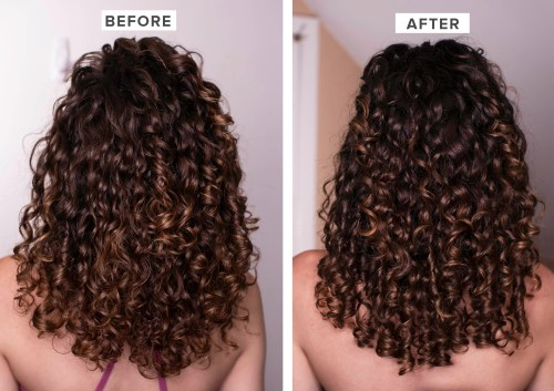 Rise Water Curl Pattern