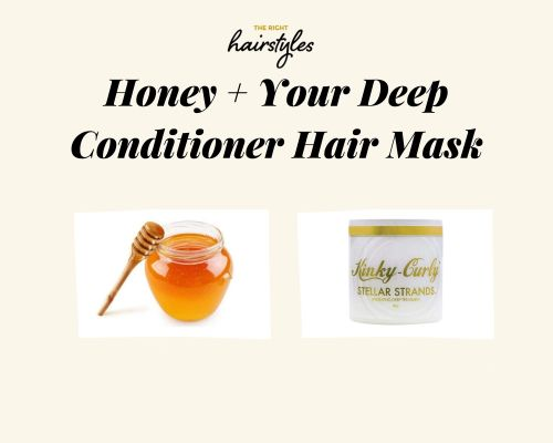 Honey And Deep Conditioner Mask
