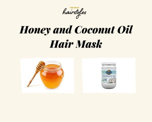 Honey And Coconut Oil Mask