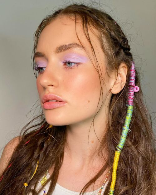 Festival Braids For Brighter Look