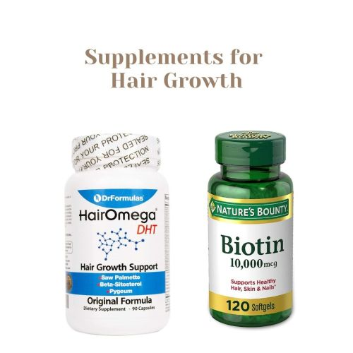 Supplements for Hair Growth