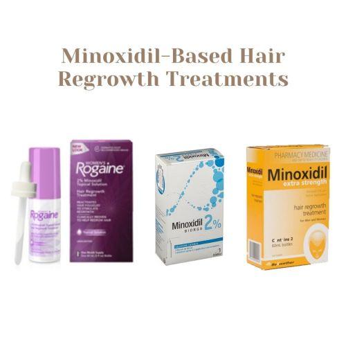 Minoxidil-Based Hair Regrowth Treatments