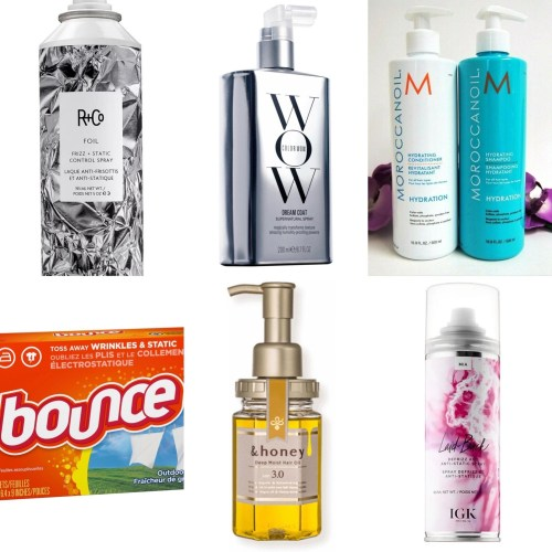 Anti Static Hair Products