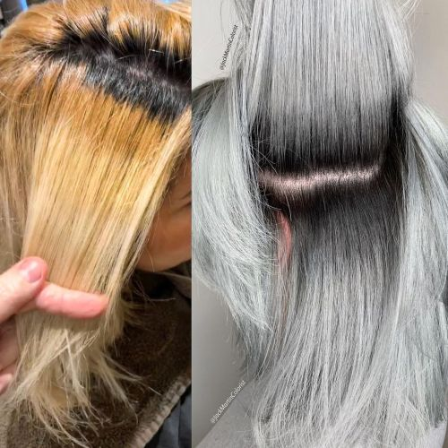 Fixing Hash Brassy Ombre Without Cutting Hair Off