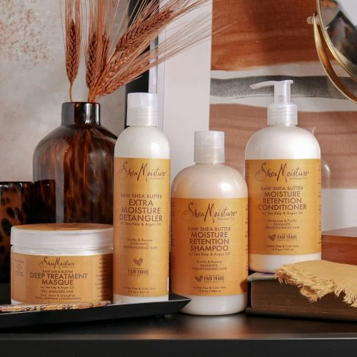 Hair Moisture Retention Products
