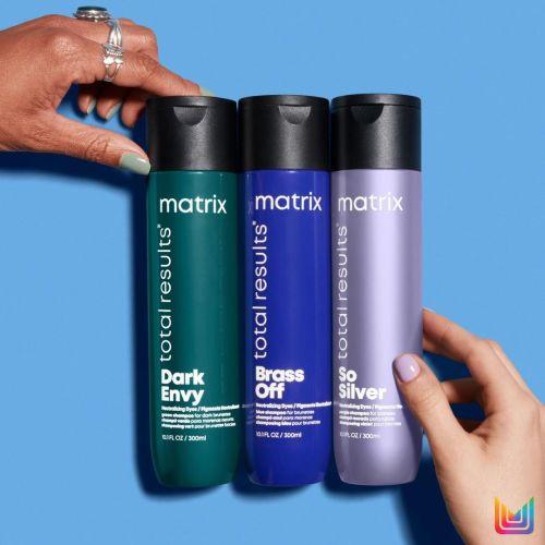 Matrix Brass Off Blue Shampoo