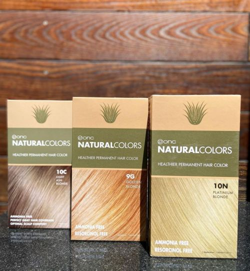 Natural Hair Color Brand
