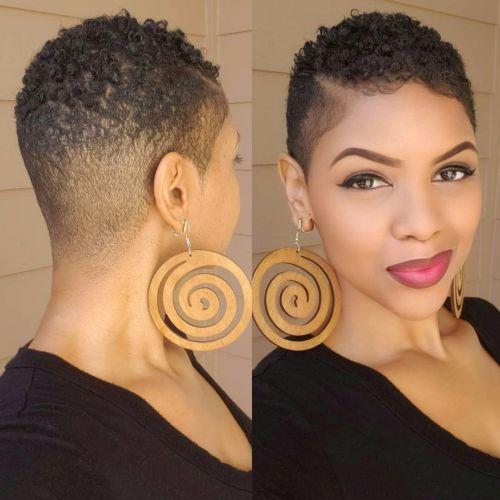 Big Chop to Transition to Natural Hair