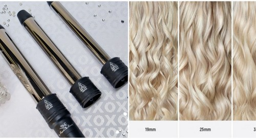 Waves Different Sizes of Curling Irons Produce